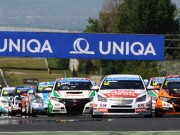 Il primo start all'Hungaroring, gara vinta da Yvan Muller (Photo4)