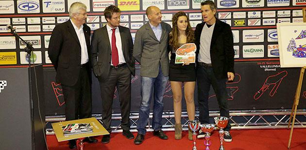 Premiati i Campioni del Green Hybrid Cup 2013