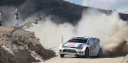 Sebastien Ogier vincitore del Rally del Messico (Photo4)