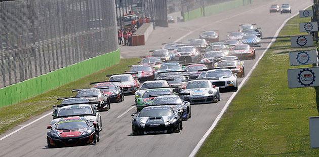 Blancpain Endurance Series: McLaren conquista Monza