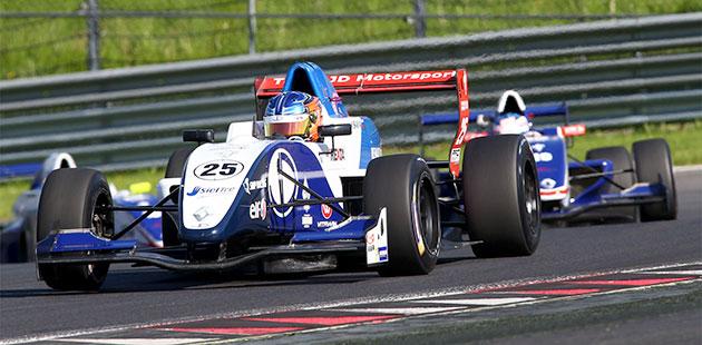 Formula Renault ALPS sul filo dei millesimi