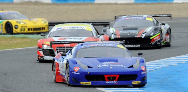 International GT Open: a Jerez doppietta Ferrari