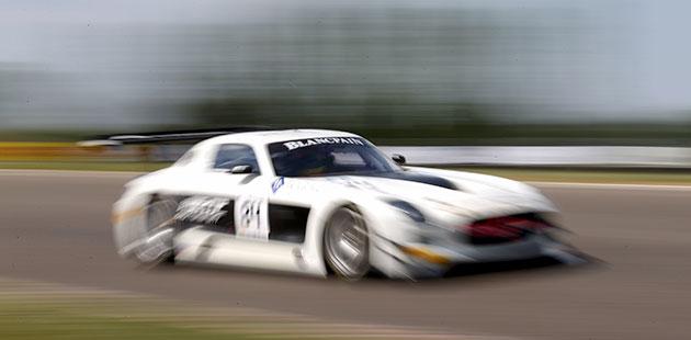 Blancpain Sprint Series: Audi poi Mercedes