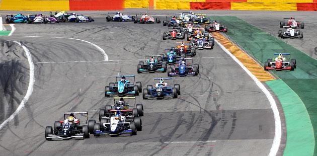 Formula 2.0 ALPS: a Spa ancora De Vries