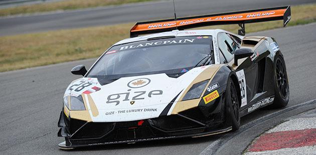 Blancpain Sprint Series per Lamborghini ed Audi