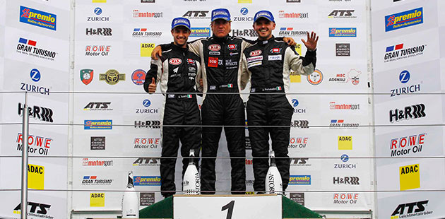 Green Hybrid Cup: al Nurburgring gara tra star