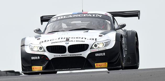 Blancpain Sprint Series: spopola BMW