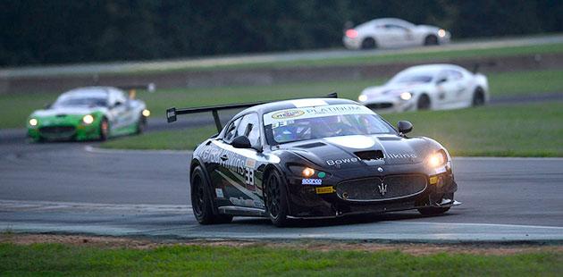 Maserati Trofeo World Series: Bartels time