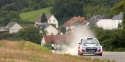 Thierry Neuville sulla Hyundai i20 WRC coglie la vittoria al Rally di Germania (Photo4)