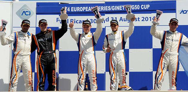 GT4 European Series di scena al Paul Ricard