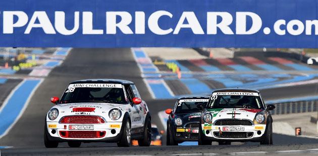Mini Challenge: penultima al Paul Ricard