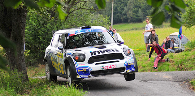 Barum Czech Rally Zlin: festeggia Pech