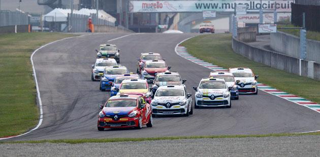 Clio Cup Italia: prima doppietta di Nogues