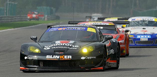 GT Open: a Spa è doppietta Chevrolet