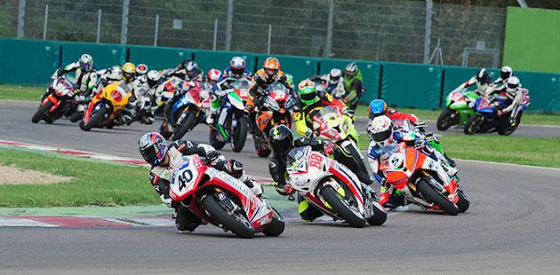 Coppa Italia Moto: quarta tappa a Imola