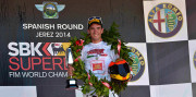 Marco Faccani Campione Europeo Superstock 600