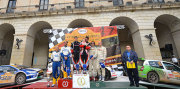 Il podio del Rally di San Martino di Castrozza (Photo4)
