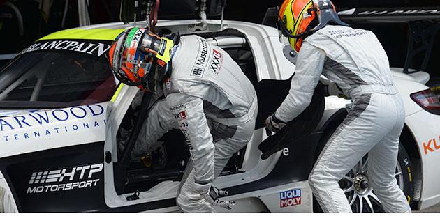 Blancpain Sprint Series per Lamborghini e Mercedes