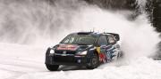 Sebastien Ogier e Julien Ingrassia conquistano anche il Rally di Svezia con la Volkswagen Polo R Wrc (Photo4)