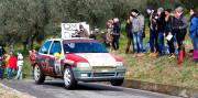 Marco Gianesini sorprende al Rally del Carnevale (Photo Zini)