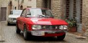 L'auto vincitrice in un passaggio a Monte-San Martino