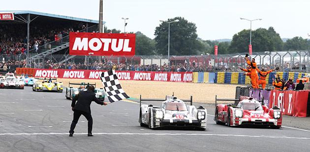 Dominio Porsche alla 24 Ore di Le Mans