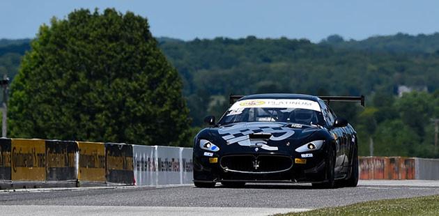 Maserati Road America for Hill e Monti
