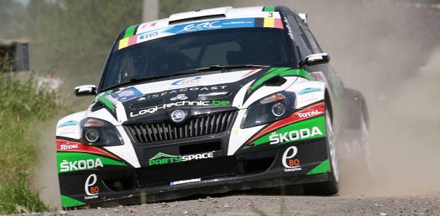 Loix domina al Rally di Ypres