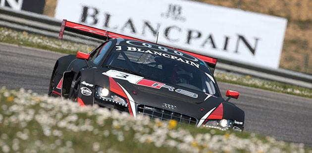 Blancpain Sprint Series: pareggio a Nogaro