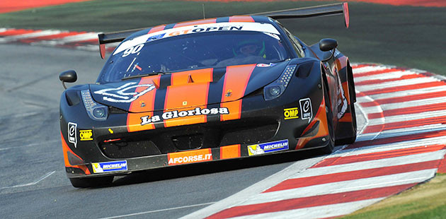 Doppietta Ferrari al Red Bull Ring nel GT Open