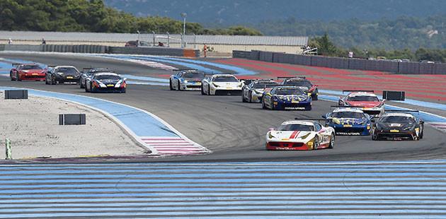 Ferrari Challenge: la quarta al Paul Ricard