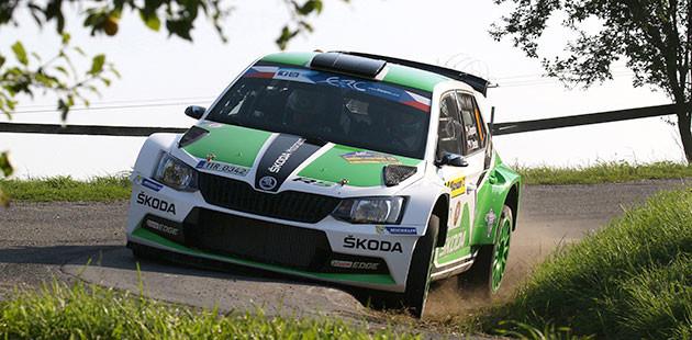 Barum Czech Rally: Kopecky torna e vince