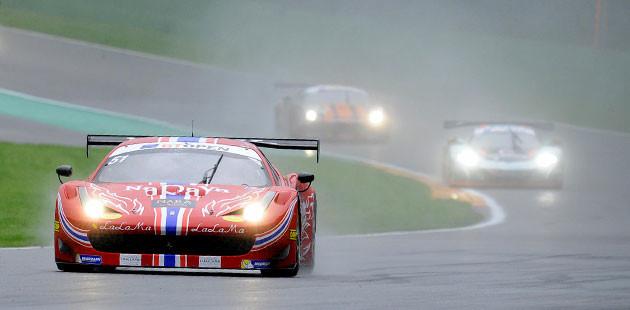 GT Open: a Spa doppietta McLaren mancata