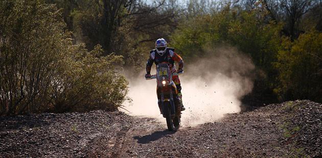 Price e KTM senza rivali alla Dakar