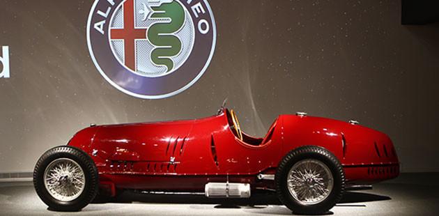 Alfa GP Tipo C 12C (Foto Marco Vitali)