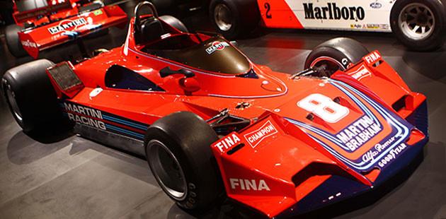 Alfa Brabham BT45B (Foto Marco Vitali)