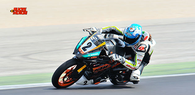 KTM RC 390 Cup 2016