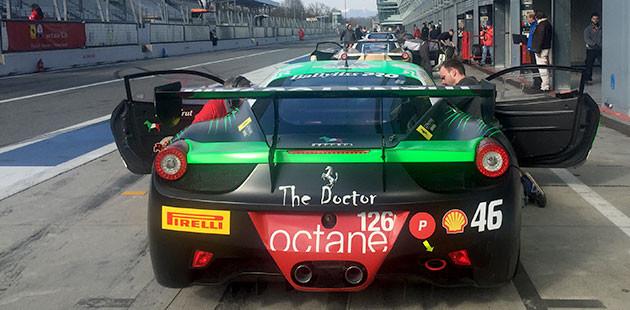 Monza: test in pista Ferrari Challenge e tante GT