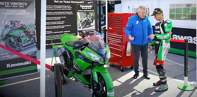 Sport 4T Kawasaki News
