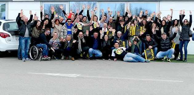 Nicolò Bulega e i suoi fans