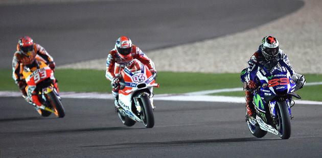 Moto GP: luci e ombre del Qatar