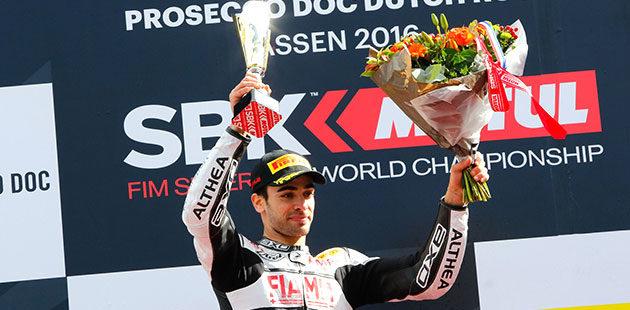 Superstock 1000 FIM Cup: secondo round di De Rosa