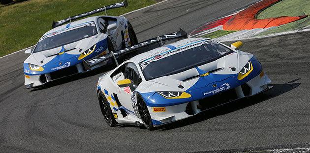 Gran Turismo: GT Cup territorio Huracan
