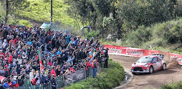 Rally del Portogallo: Meeke riporta la Citroen in alto