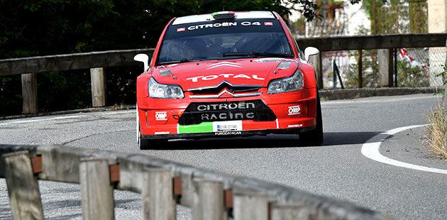 Rally 1000 Miglia: riscatto per Pedersoli