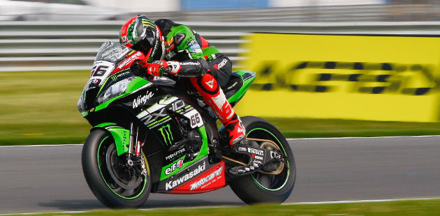 WSBK: Sykes il riscatto a Donington