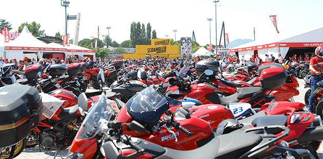 World Ducati Week 2016: tanta roba