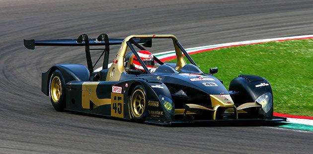 Prototipi: ritorno vincente per Ivan Bellarosa