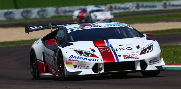 Super GT Cup: Huracan protagoniste a Imola