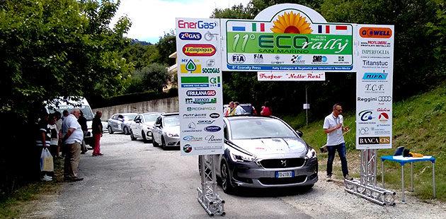 Ecorally San Marino: un salto ecologico fino a Monte-Carlo